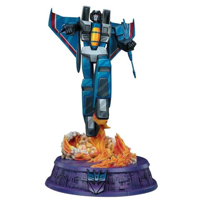 Pop Culture Shock Transformers Museum Scale Statue Thundercracker - G1 67 cm