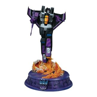 Pop Culture Shock Transformers Museum Scale Statue Skywarp - G1 67 cm