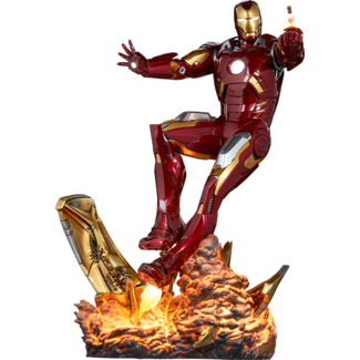Sideshow Collectibles The Avengers Maquette Iron Man Mark VII 54 cm