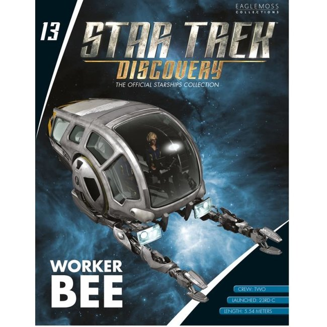 Eaglemoss Collections Star Trek Discovery Official Starships Collection #13