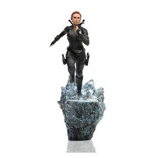 Iron Studios Avengers: Endgame BDS Art Scale Statue 1/10 Black Widow 21 cm