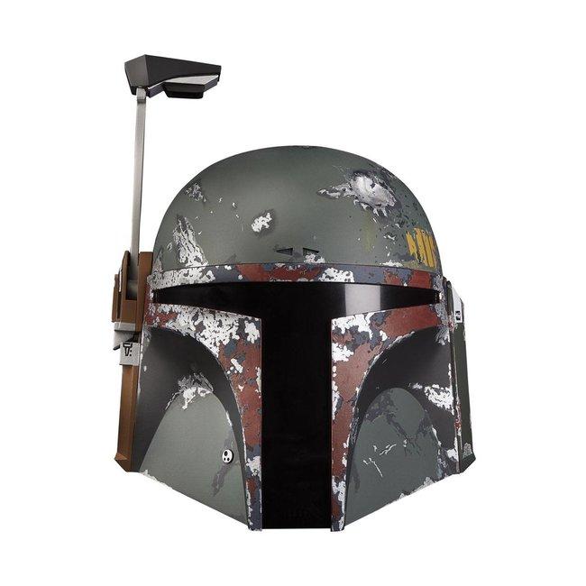 Hasbro Star Wars Black Series Premium Electronic Helmet Boba Fett