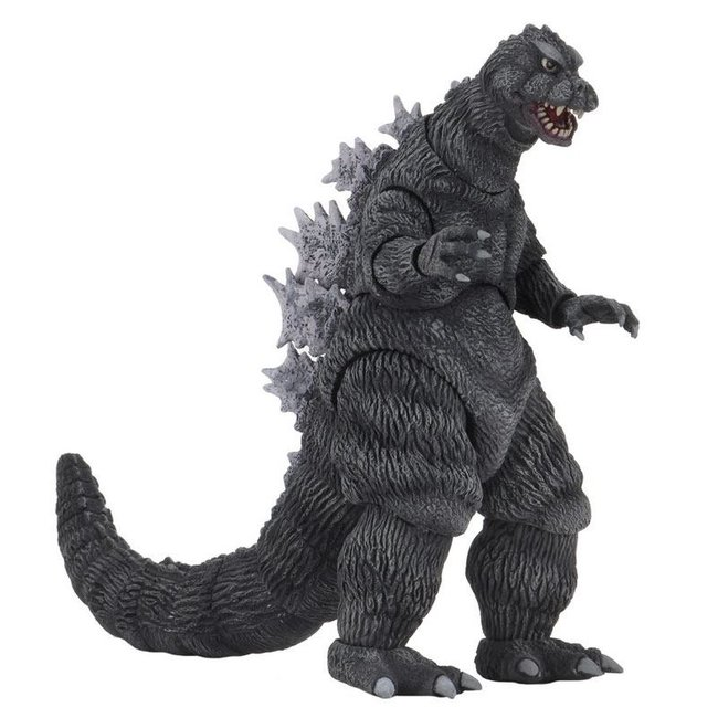 NECA  Godzilla Head to Tail Action Figure 1964 Godzilla (Mothra vs Godzilla) 15 cm