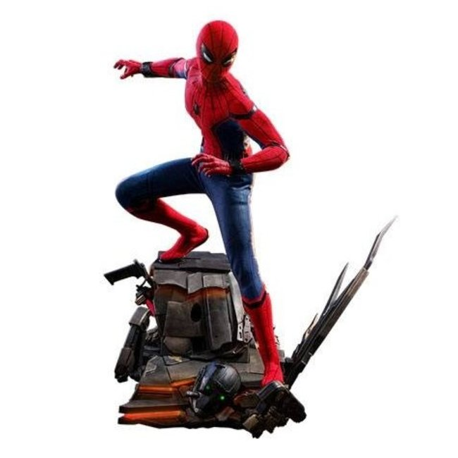 Hot Toys Spider-Man: Homecoming Quarter Scale Series Action Figure 1/4 Spider-Man 44 cm