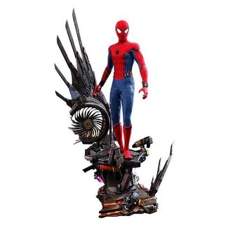 Hot Toys Spider-Man: Homecoming Quarter Scale Series Action Figure 1/4 Spider-Man Deluxe Version 44 cm