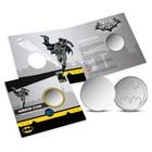 Batman Mirror Coin Bat-Signal