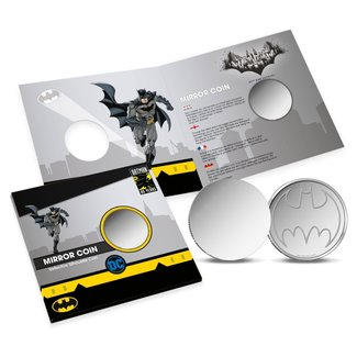 DC Collectibles Batman Mirror Coin Bat-Signal