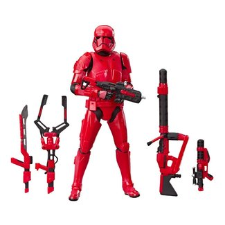 Hasbro Star Wars Black Series Action Figure Sith Trooper SDCC 2019 Exclusive 15 cm