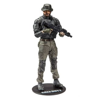McFarlane Call of Duty Action Figure Captain John Price 15 cm
