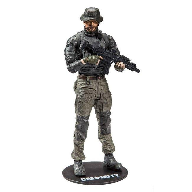 McFarlane Call of Duty Action Figure Captain John Price 15 cm