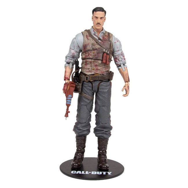 McFarlane Call of Duty: Black Ops 4 Zombies Action Figure Richtofen 15 cm