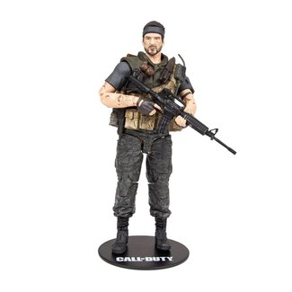 McFarlane Call of Duty: Black Ops 4 Action Figure Frank Woods 15 cm