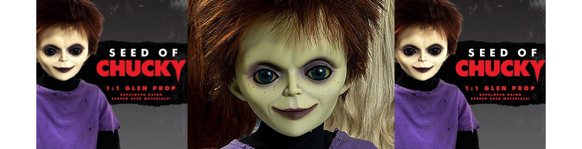 Seed of Chucky Prop Replica 1/1 Glen Doll