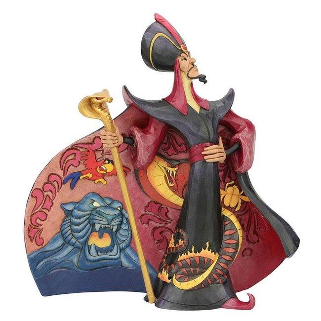 Enesco Disney Statue Jafar (Aladdin) 23 cm