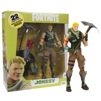 McFarlane Fortnite Action Figure Jonesy 18 cm