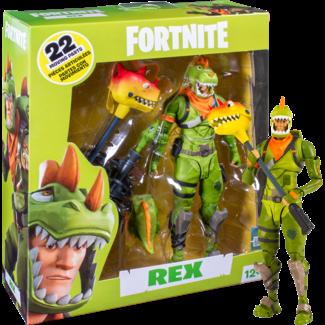 McFarlane Fortnite Action Figure Rex 18 cm
