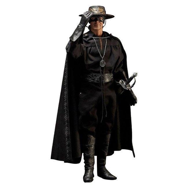 Blitzway The Mask of Zorro Action Figure 1/6 Zorro (Antonio Banderas) 29 cm