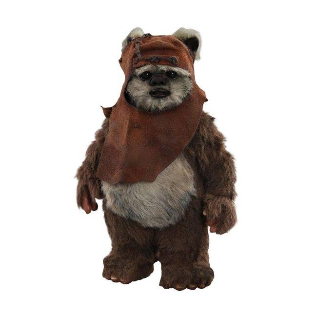 Hot Toys Star Wars Episode VI Movie Masterpiece Action Figure 1/6 Wicket 15 cm