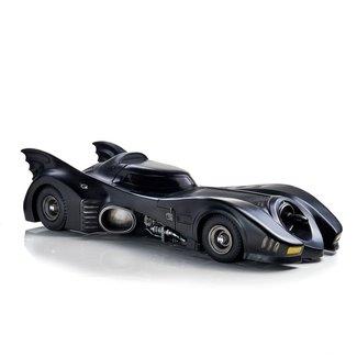 Iron Studios Batman (1989) Art Scale Statue 1/10 Batmobile 70 cm