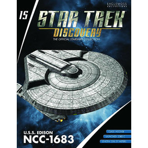 Star Trek Discovery Official Starships Collection #15