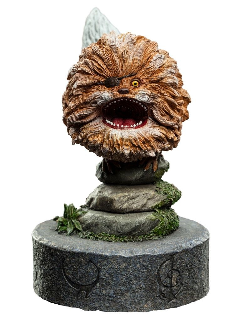 The Dark Crystal: Age of Resistance Statue 1/6 Baffi The Fizzgig 10 cm