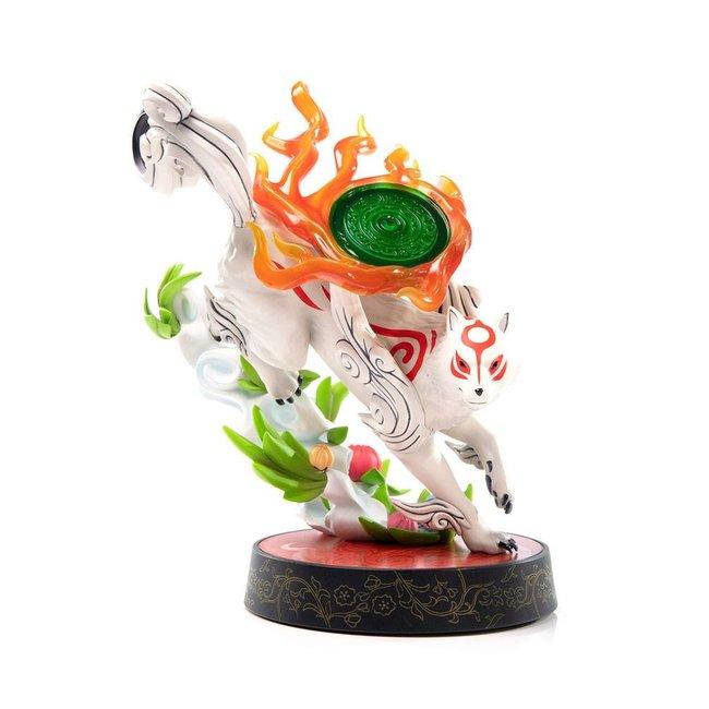 First 4 Figures Okami: Amaterasu PVC Statue
