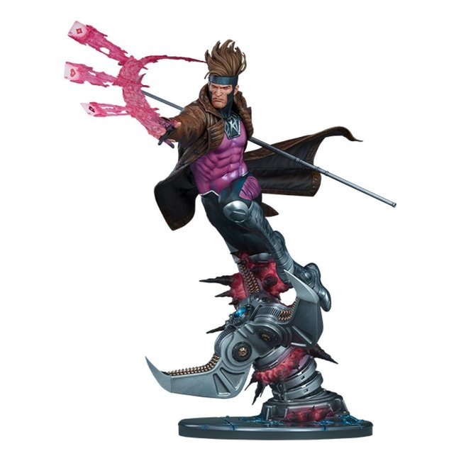 Sideshow Collectibles Marvel Maquette Gambit 53 cm