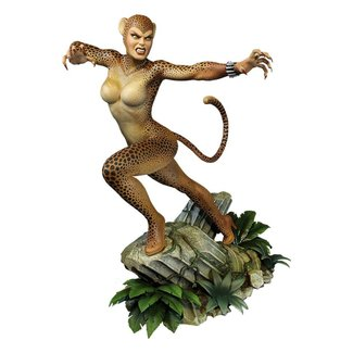 Tweeterhead DC Comic Super Powers Collection Maquette Cheetah 25 cm