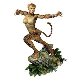 Tweeterhead DC Comic Super Powers Collection Maquette Cheetah 25 cm