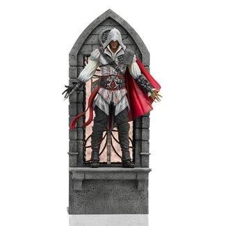 Iron Studios Assassin's Creed II Art Scale Statue 1/10 Ezio Auditore Deluxe 31 cm