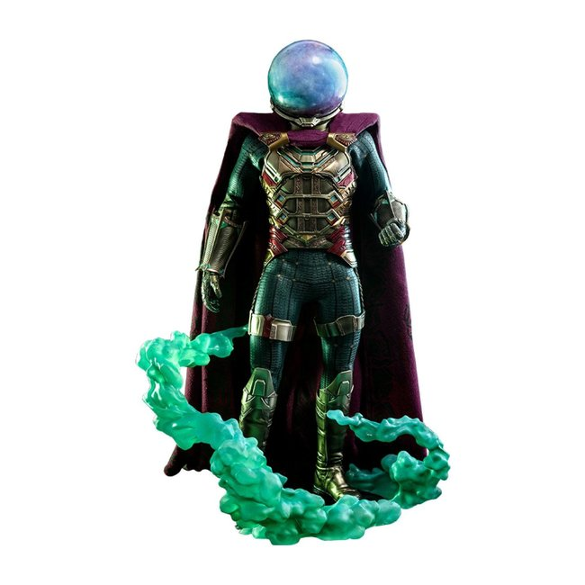 Hot Toys Spider-Man: Far From Home Movie Masterpiece Action Figure 1/6 Mysterio 30 cm