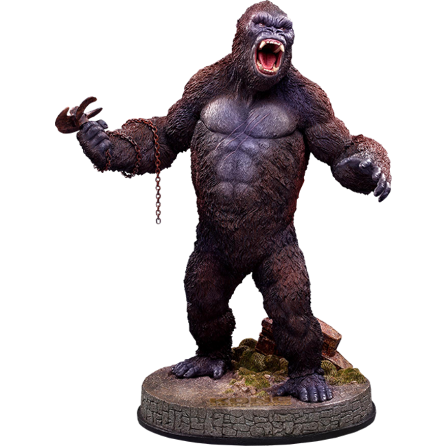 Star Ace Toys Kong: Skull Island Soft Vinyl Statue Kong 2.0 Deluxe Version 32 cm