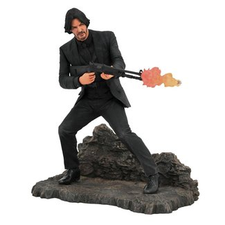 Diamond Select Toys John Wick Gallery PVC Statue Catacombs 23 cm