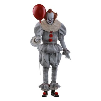 Hot Toys It Chapter Two Movie Masterpiece Action Figure 1/6 Pennywise 32 cm