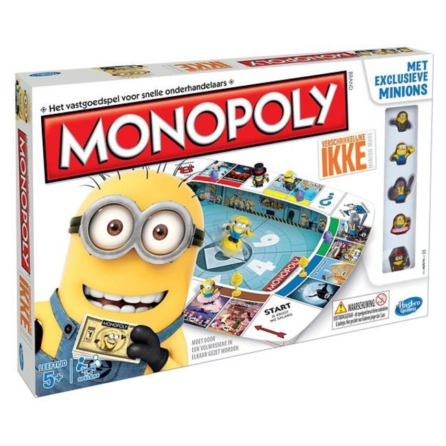 Monopoly Verschrikkelijke Ikke