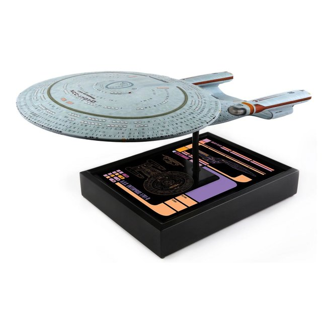 Chronicle Collectibles Star Trek Replica 1/1000 USS Enterprise NCC-1701-D