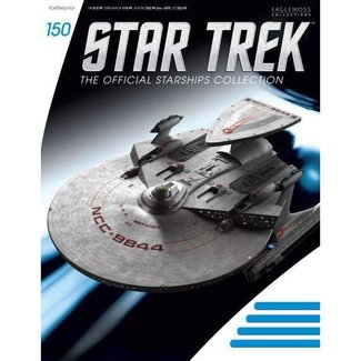 Eaglemoss Collections Star Trek Official Starships Collection #150