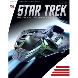 Eaglemoss Collections Star Trek Official Starships Collection #151