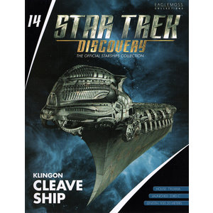 Star Trek Discovery Official Starships Collection #14