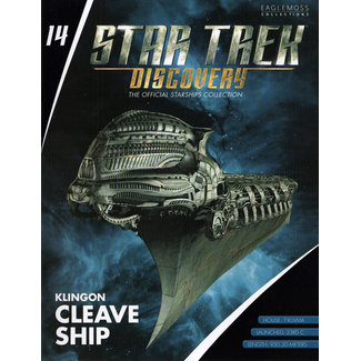 Eaglemoss Collections Star Trek Discovery Official Starships Collection #14