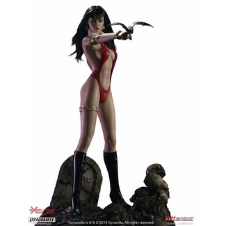 Executive Replicas  Vampirella Action Figure 1/6 Vampirella by Jose Gonzalez 50th Anniversary Edition 30 cm