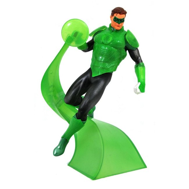 Diamond Select Toys DC Comic Gallery PVC Statue Green Lantern 25 cm