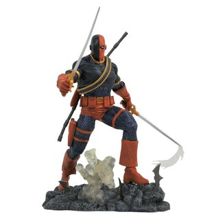 Diamond Select Toys DC Comic Gallery PVC Statue Deathstroke 25 cm