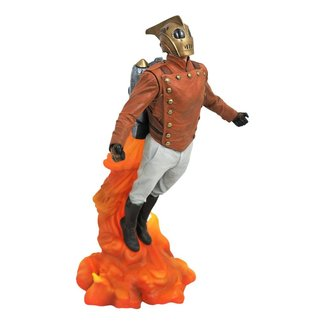 Diamond Select Toys The Rocketeer Gallery PVC Statue Rocketeer 28 cm