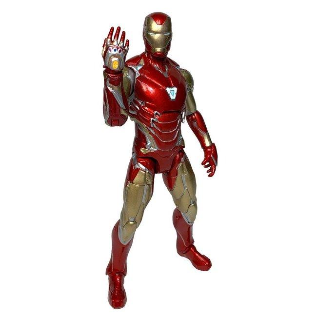 Diamond Select Toys Avengers: Endgame Marvel Select Action Figure Iron Man Mark 85 (18) cm