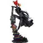 Spider-Man: Into the Spider-Verse BDS Art Scale Deluxe Statue 1/10 Noir & Spider-Ham 27 cm