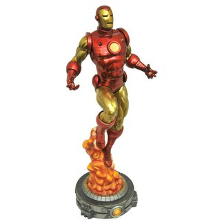 Diamond Select Toys Marvel Gallery PVC Statue Classic Iron Man 28 cm