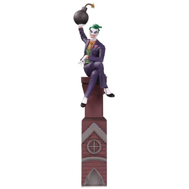 DC Collectibles Batman Rogues Gallery Multi-Part Statue The Joker 30 cm (Part 2 of 6)