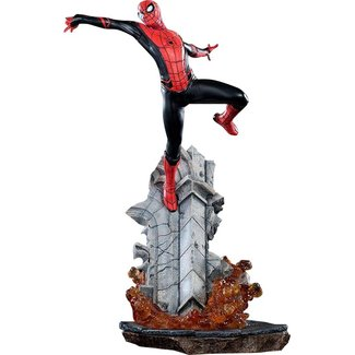 Iron Studios Spider-Man: Far From Home BDS Art Scale Deluxe Statue 1/10 Spider-Man 30 cm