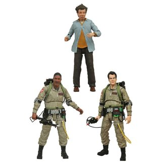 Diamond Select Toys Ghostbusters Select Action Figures 18 cm Series 1 (3)